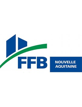 Logo en MDF de 10 mm