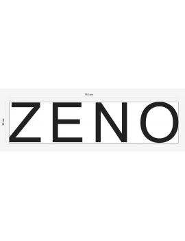 DECOUPE LOGO ZENO