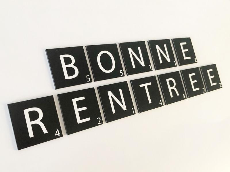Lettres décoratives Scrabble pour décorer vos intérieurs et créer une ambiance unique