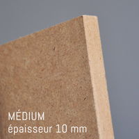 Matière Médium de 10 mm